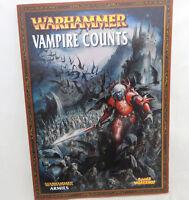 Warhammer Vampire Counts army book codex oop deadwalkers death lords aos