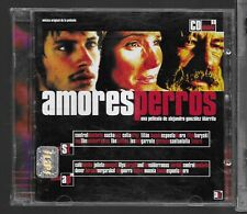 Amores Perros [Original Soundtrack] by Gustavo Santaolalla (Cd, 2000) Very Good