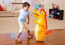 Dinosaurio Inflable 3D Boxeo Punch Bop Bolsa Niños Para Exterior E Interior Juego Juguete 44669