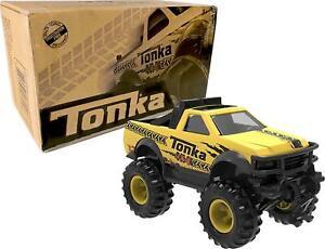 Tonka Steel Classics 4x4 Pick Up Truck Kids Gift Toy New 2021