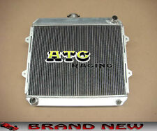3 ROW Aluminum Radiator for TOYOTA HILUX RN85 YN85 22R 2.4L Petrol MT 1983-1997