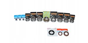 Lagersatz  Getriebereparatursatz + Getriebeöl PF6050 Trafic Vivaro Reparatursatz