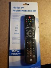 One For All URC1913 Philips TV Replacement Remote