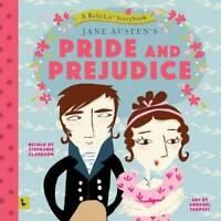Pride & Prejudice: A BabyLit® Storybook (BabyLit Books) - Hardcover - GOOD