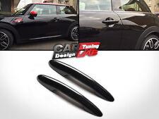 (2) Glossy Black Door Handle Cover Fits Mini Cooper F54 F55 F56 F58 F59