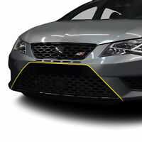 Neon Gelb Stripes 2m 5mm Streifen Aufkleber Folie Markierungsfolie Auto KX003