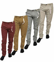 MENS SLIM FIT CHINO JEANS EX CHAIN CLEARANCE SALE ALL SIZES RRP £28