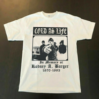 OG Cold As Life shirt limited edition NEW CONDITION T-Shirt Vintage Men Gift Tee