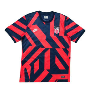 Mens US Soccer Newest 2021 Stadium Jersey USA National Team - Pick Size New Free