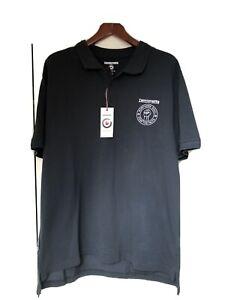 Mens Lambretta Northern Soul Polo Shirt BNWT Size 3XL