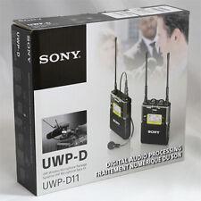 Sony UWP-D11 Digital Wireless Bodypack Lavalier Microphone System UWP-D11/30