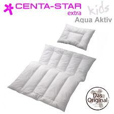 Centa Star Aqua Aktiv Junior Set Bettdecke 100x135 / 40x60 Kissen statt 89,95€