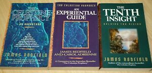 James Redfield x3 - The Celestine Prophecy, Experiential, Tenth Insight