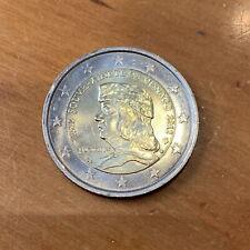 2 EURO Gedenkmünze MONACO 2012 - Lucien 500 Jahre Unabhängigkeit - Souveränität