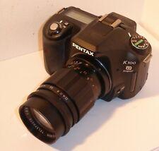 SOLIGOR 135mm F3.5 PK MOUNT MANUAL FOCUS PRE-SET LENS 4 PENTAX FILM DIGITAL SLR