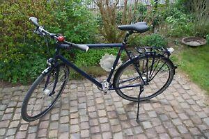 VSF Fahrradmanufaktur T-600 Herren-Trekkingrad 11-Gang Shimano Alfine HS33