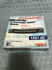 Best Graphic Equalizers - Pyramid 12 Band Graphic Equalizer 1201 GC NOS Review