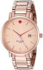 Kate Spade 1YRU0641 Gramercy Rose Gold Dial Rose Gold Stainless Women's Watch