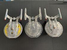 More details for star trek johnny lightning enterprise nx-01, iss version cloaked white lightning