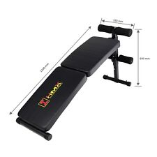 Adjustable Sit Up Abdominal Bench Press Home Gym For Ab Exercise Fitness Crunch