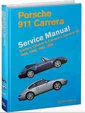 PORSCHE 993 1995-98 NEW Bentley Service Manual FREE SHIPING