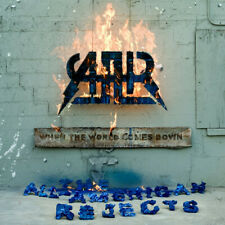 All American Rejects - When The World Comes Down LP - Colored Vinyl Album Record