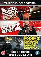 Essex Boys - The Full Story - Anniversary Edition UK REGION 2 DVD