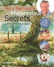 Terry Harrison's Watercolour Secrets: A Lifetime of Painting Techniques by...