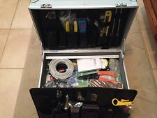NEW KNIGHT ELECTRONICS SERVICE TECHNICIANS KIT with ALUMINUM CASE -- ETK-605