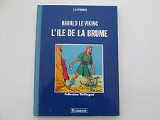 HARALD LE VIKING 1983 BE/TBE L'ILE DE LA BRUME FUNCKEN DOS TOILE