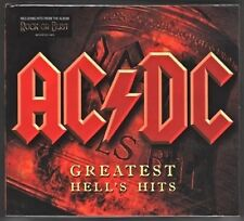 AC/DC GREATEST HELL'S HITS 2015  2CD DIGIPAK  GREATEST HITS . BEST SONGS