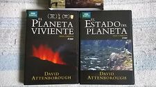 El Planeta Viviente - El estado del Planeta - David Attenborough - 7 DVD