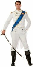 Happily Ever After Prince Charming Costume Adult Men's Std Medieval Fairy Tale
