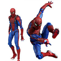 Marvel SpiderMan Amazing Hero Action Figure Spider-Man Homecoming Toy Box Gift