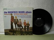 The Manfred Mann Album LP Very Nice 1964 Rock Orig! Do Wah Diddy Diddy