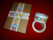2 Rolls Of eBay Branded BOPP Packing Tapes Shipping Supply *New*