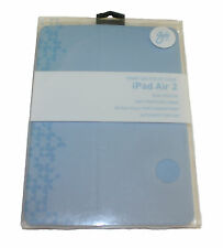 GOJI SNAP ON FOLIO Case for iPad Air 2 - Blue  NEW !!