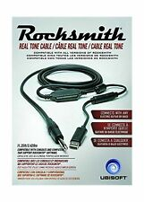 Ubisoft Rocksmith 2014 Real Tone Cable Trilingual