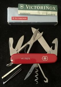 Victorinox Swiss Army Knife with Box - Fold-out - Rostfrei