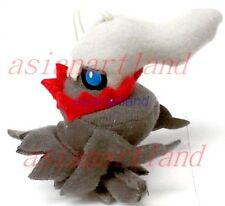 Takara Tomy Pokemon's  10th Anniversary Finger Puppet Plush Figure #491 Darkrai