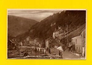 221076  Postcard  LYNMOUTH  Devon