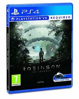 Robinson The Journey VR for PSVR PlayStation 4 PS4 BRAND NEW