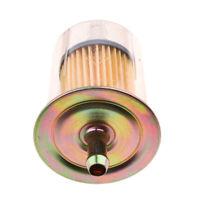 Benzinfilter Motorrad-Gas Flüssigkeitsfilter für 9mm Kraftstoffleitungen