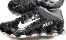 3f9ae0df37a9e8 Nike Reax 8 TR Black Silver Men s Size 8.5 Woman s ...