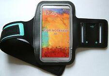 2 x Sport Armband für Samsung Galaxy Lauftasche Jogging Case Fitness Armtasche