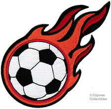 SOCCER FOOTBALL FUTEBOL fútbol PATCH - EMBROIDERED new IRON-ON APPLIQUE SPORTS
