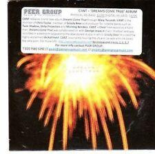(CC300) Cant, Dreams Come True - 2011 DJ CD