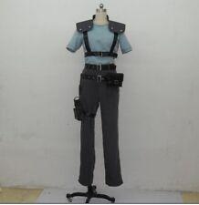 ResidentEvil Jill Valentine anime Cosplay Costume Custom Any Size