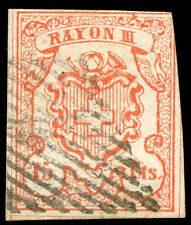 momen: Switzerland Stamps #13 Used Pos. 3 VF