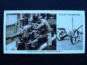 No.2 AGRICULTURAL MACHINERY Irish Industries REPRO by W.D. & H.O.Wills 1937